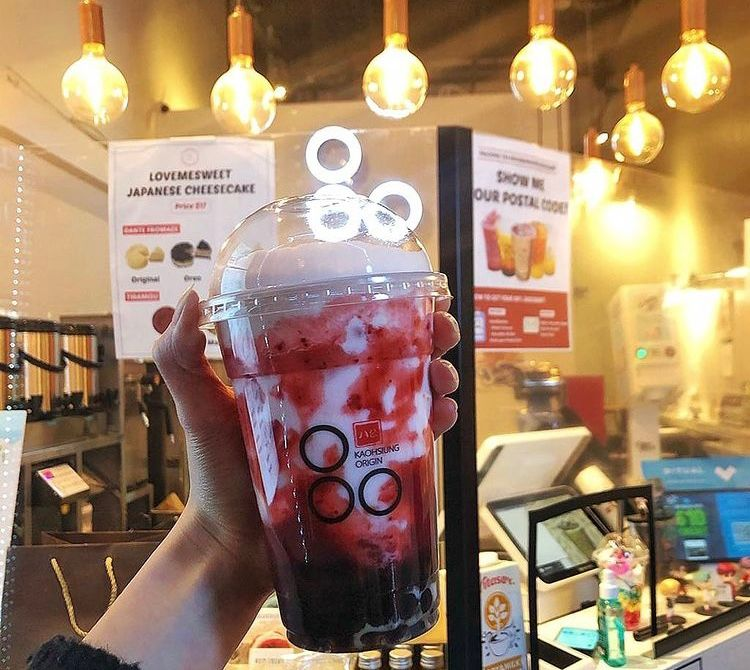 5 Bubble Tea Deals You Can Claim on PickEasy right now 📱